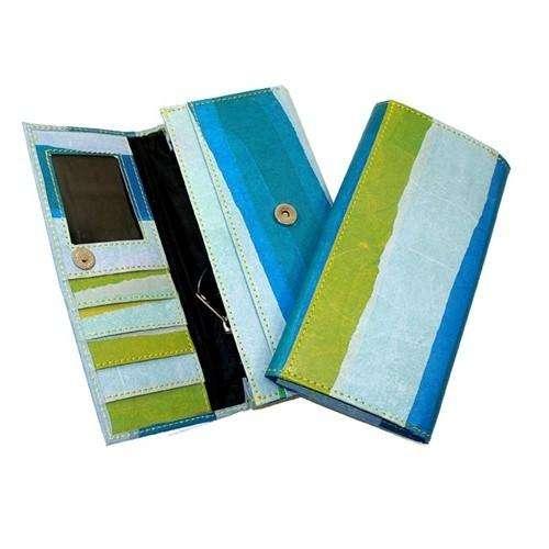 Bhramaputra wallet Stripes